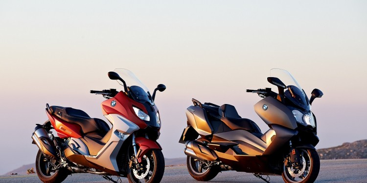 The new BMW C 650 GT and the new BMW C 650 Sport (3)