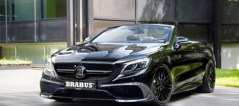 Brabus 850 6.0 Biturbo Cabrio 01