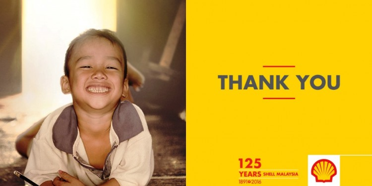 Shell - Thank You