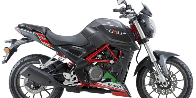 Benelli TNT Black Edition 02