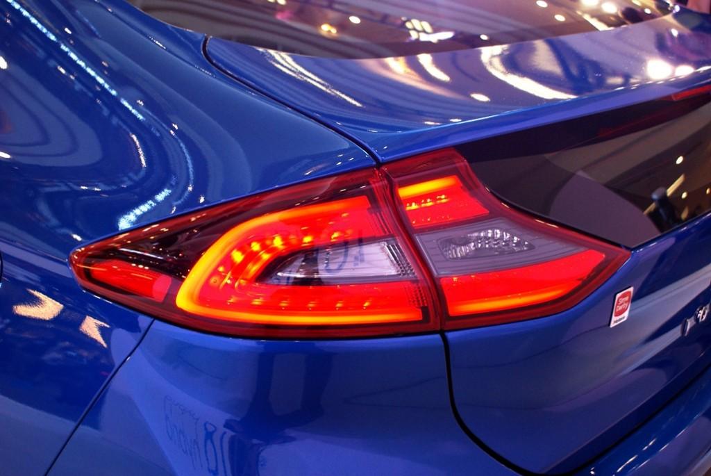 Hyundai Ioniq Hybrid Launch 07