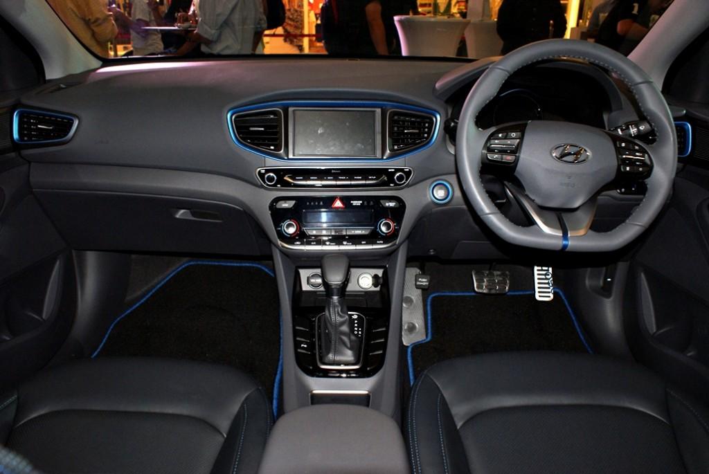 Hyundai Ioniq Hybrid Launch 19