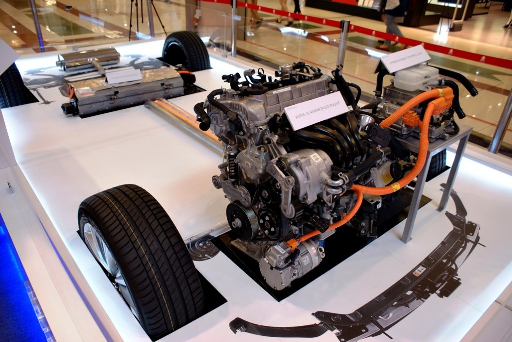 Hyundai Ioniq Hybrid Launch 37