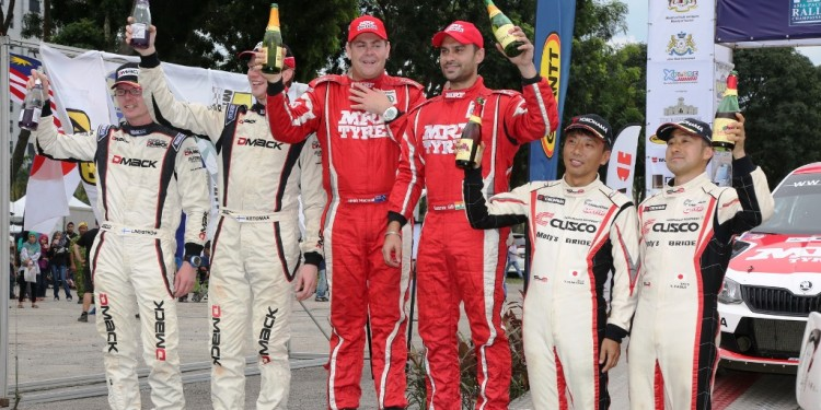 MR16 - APRC Malaysian Rally podium - APSM_resize