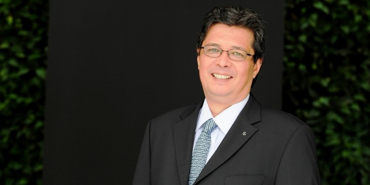 Mercedes-Benz Services Malaysia Managing Director, Mike Ponnaz