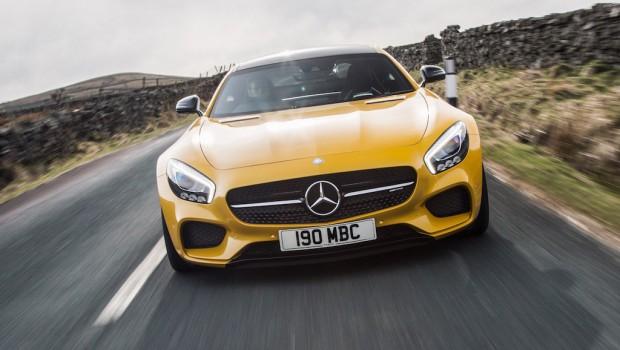 Mercedes Benz Dalam Sasaran Menjadi Jenama Kereta Mewah No 1