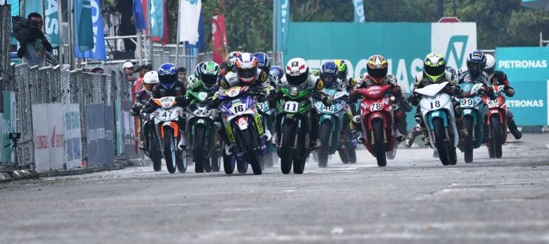 Cub Prix - Kategori WIRA KBS menjadi platform penting untuk melahirkan pelumba motosikal berbakat