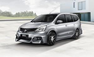 03 New Nissan Grand Livina IMPUL