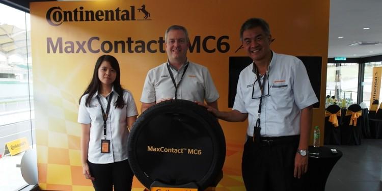 Continental MC6 19
