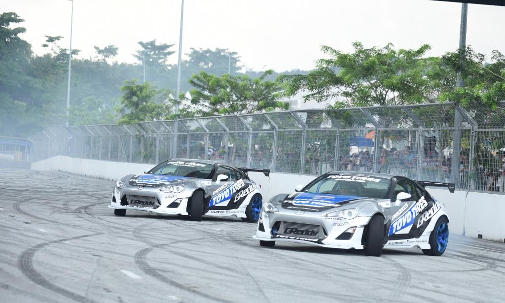 Drift performance