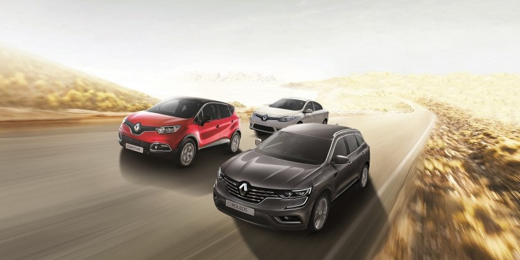 Renault Favours The Bold