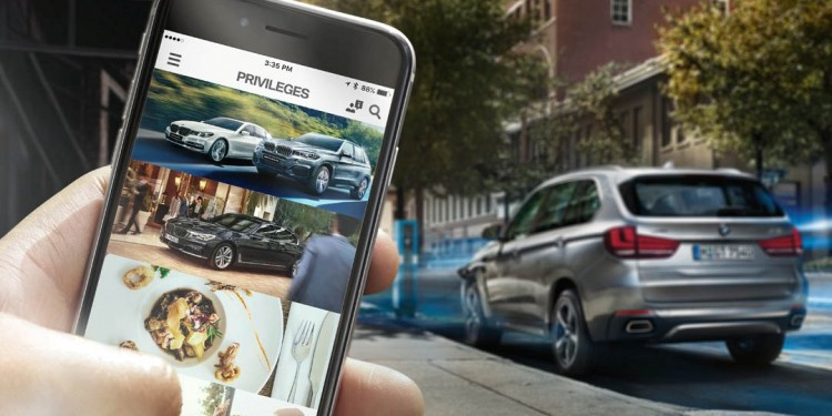 BMW Group Malaysia Introduces the BMW Group Loyalty+ Mobile App (1)