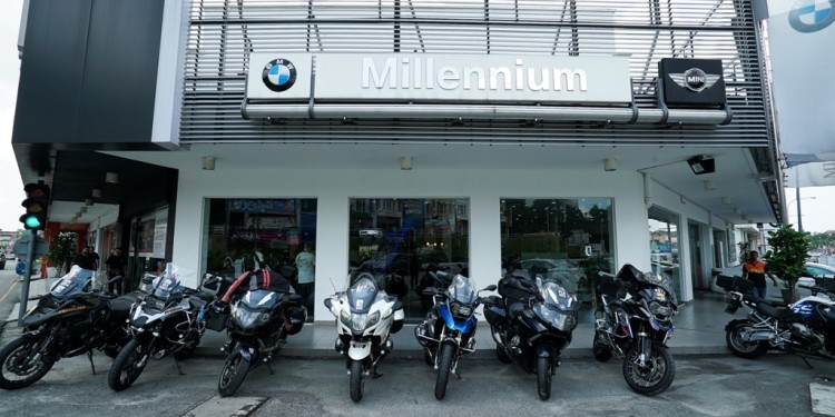 BMW Motorrad Dealership (3)