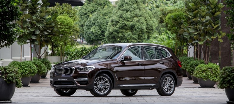 The All-New BMW X3 (24)