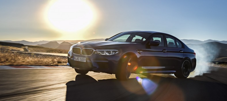 The New BMW M5 (12)