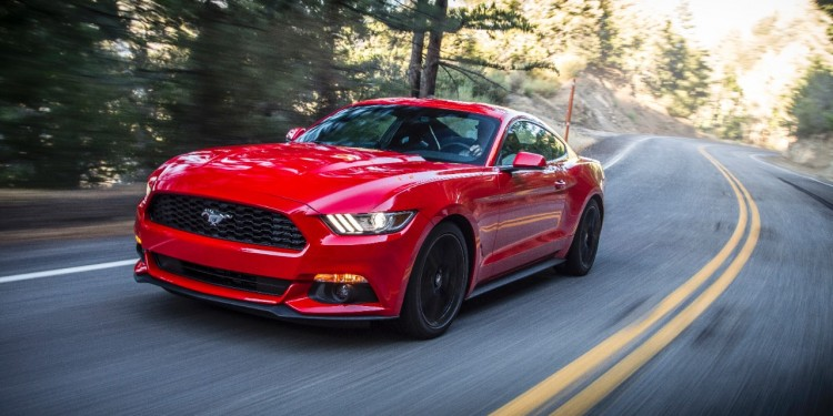 The Sixth Generation Mustang