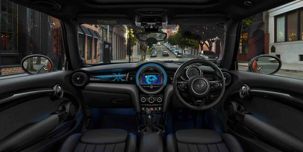 11. The New MINI - Interior