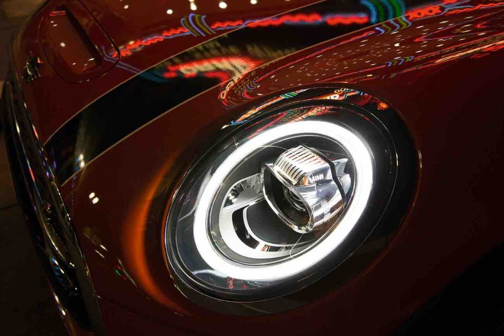15. The New MINI - LED Headlights
