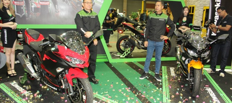 2018 Kawasaki Ninja 250 01