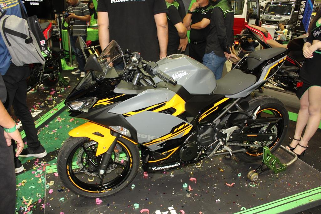 2018 Kawasaki Ninja 250 02