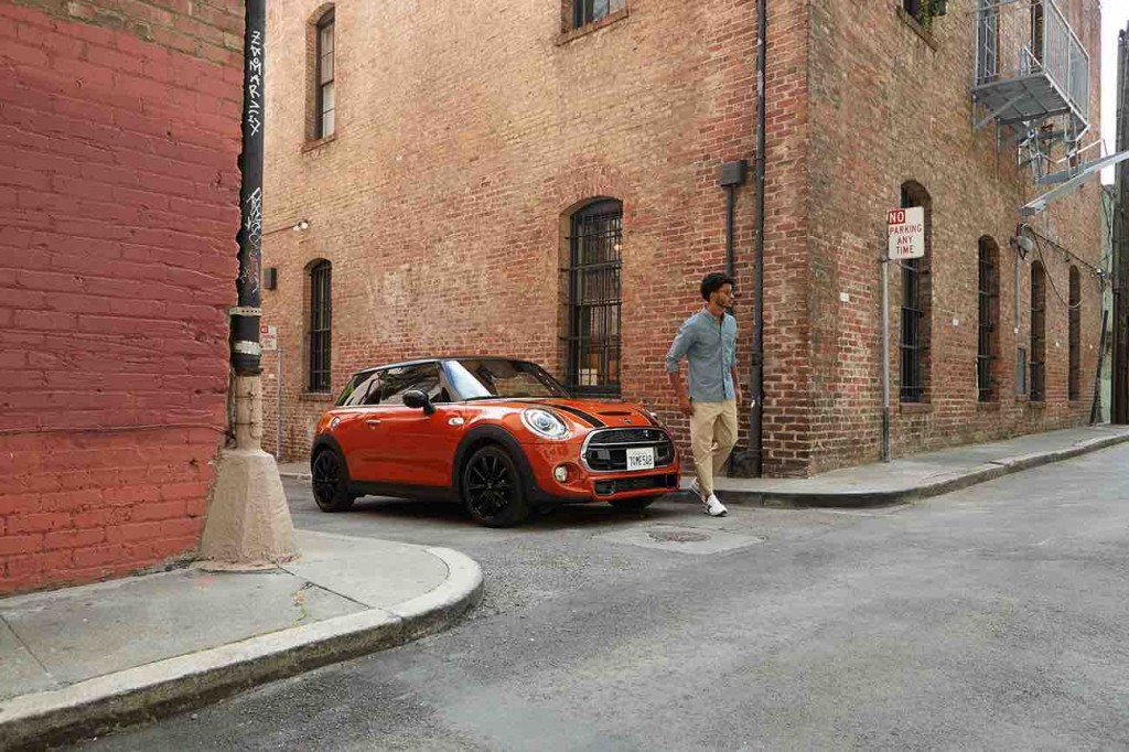 3. The New MINI 3 Door