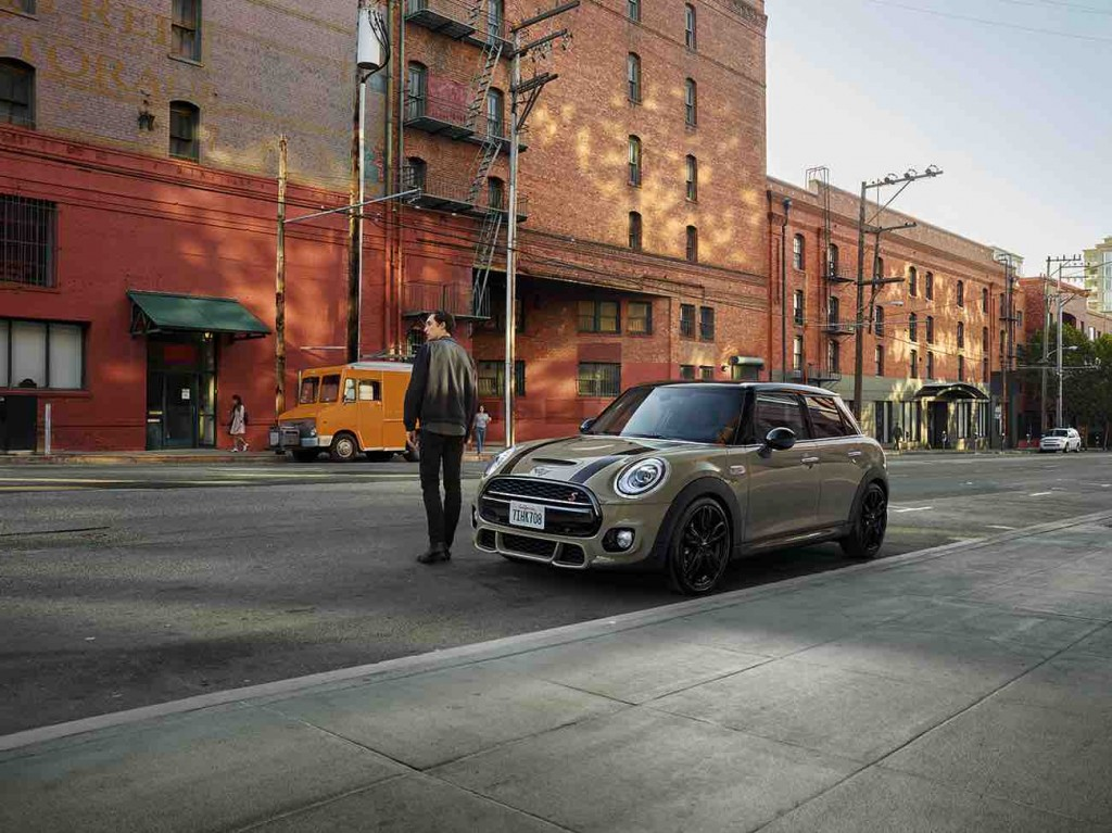 5. The New MINI 5 Door
