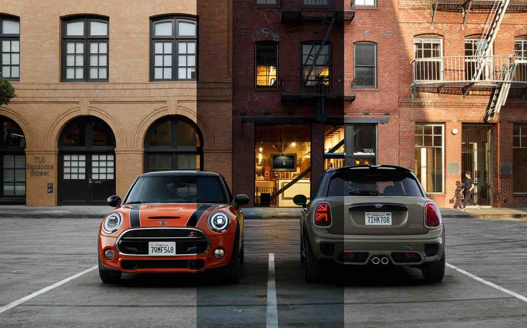 7. The New MINI 3 Door & The New MINI 5 Door