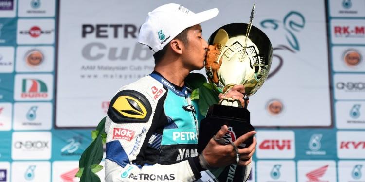 CP150 Afif podium
