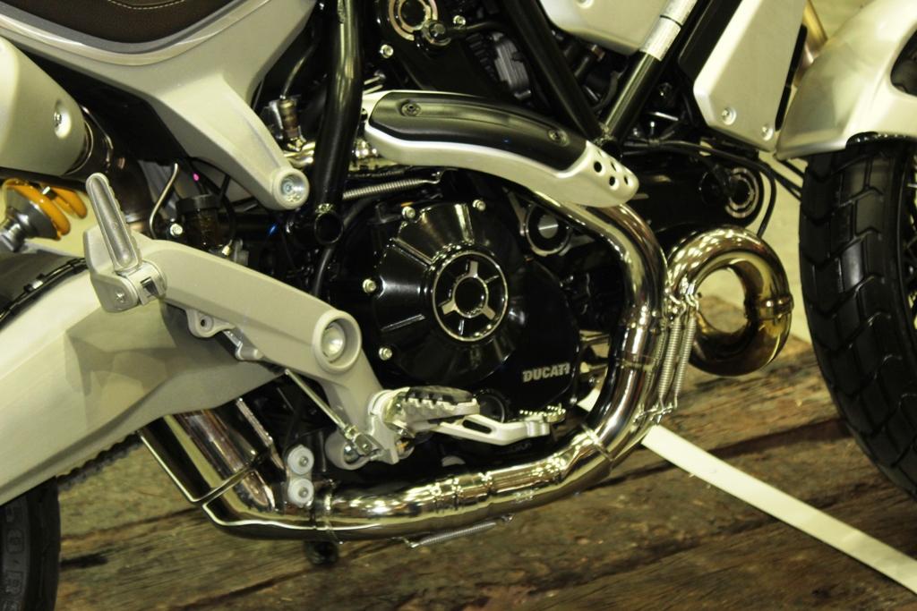 Ducati Scrambler 1100 10