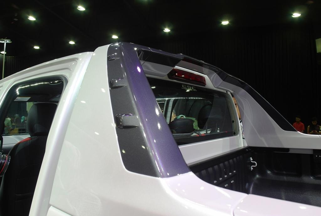 Isuzu D-Max X-Series 04