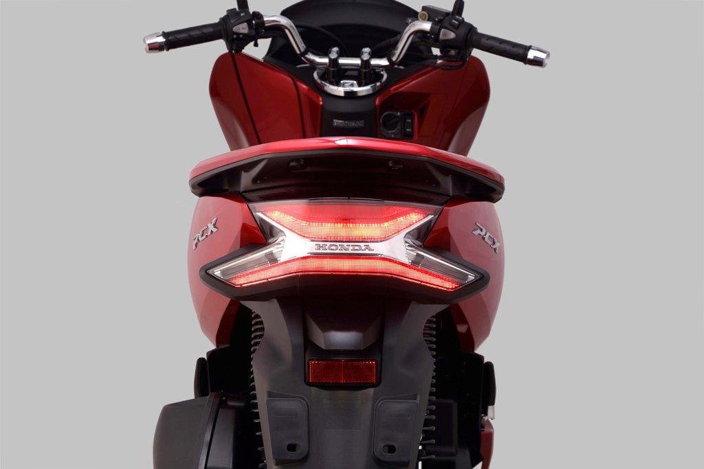 LED Tail light and winker