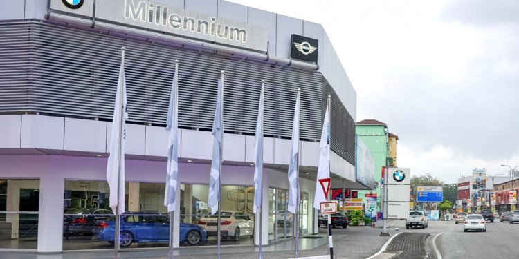 Millennium Welt Kuantan (2)