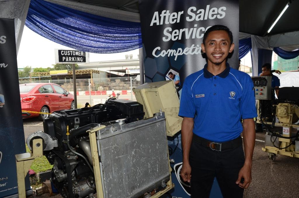 Muhammad Fahmi Bin Usri from PESB Plentong, Johor