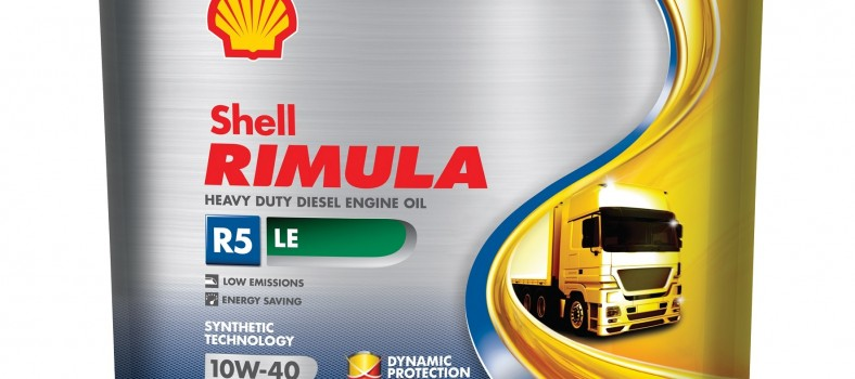 Shell Rimula R5 LE with API CK-4 specification