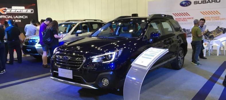 Subaru Outback Malaysia
