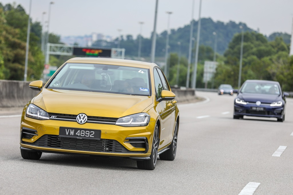 Volkswagen Golf 2018 Media Photos-13