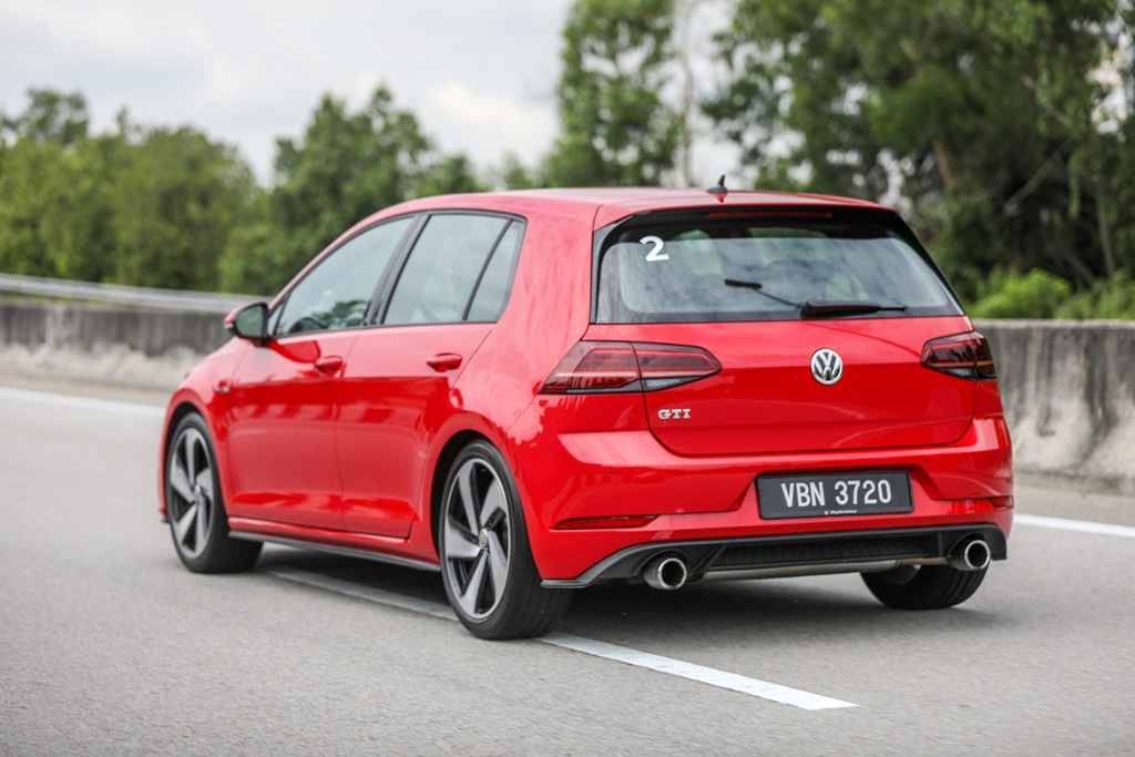 Volkswagen Golf 2018 Media Photos-16