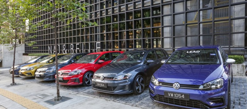 Volkswagen Golf 2018 Media Photos-3