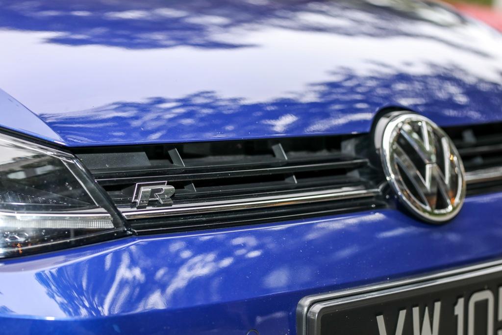 Volkswagen Golf 2018 Media Photos-75
