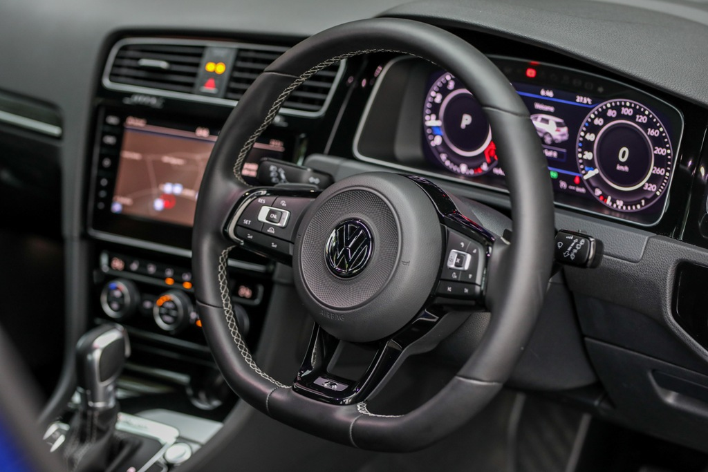 Volkswagen Golf 2018 Media Photos-78