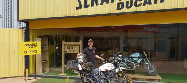 Ducati_PJ visit