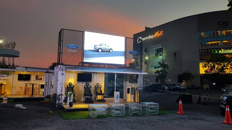 Ford Pop-Up Store 4