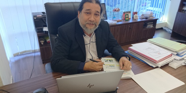 En Musa Zahidin Tan Sri Ahmad Zaidee, President, Perodua Vendors' Club