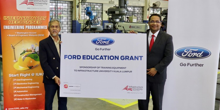 Ford Education Grant - IUKL