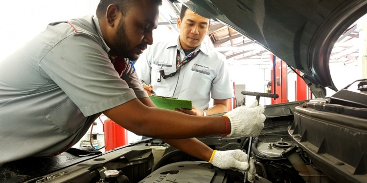 Study measures overall satisfaction for maintenance or repair work