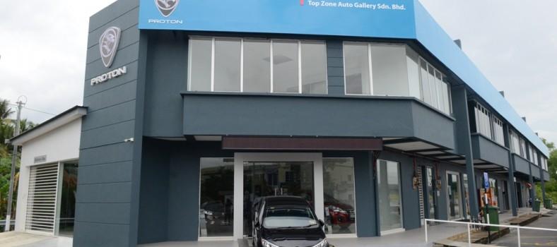Top Zone Auto Gallery Sdn Bhd