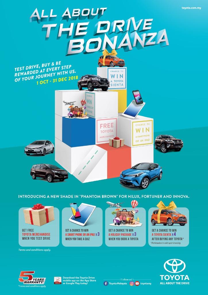 AATD Bonanza Campaign