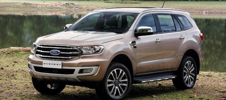 Ford Everest Exterior (6)