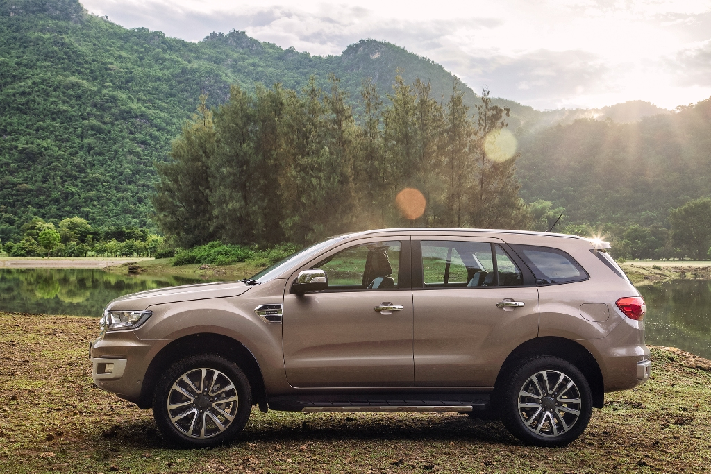 Ford Everest Exterior