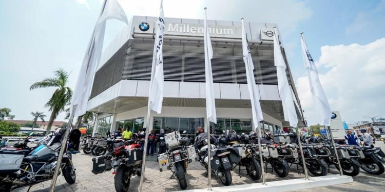 Millennium Welt Introduces New BMW Motorrad Dealership in Kuantan (5)